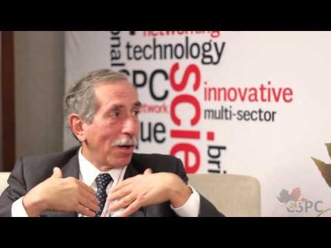 CSPC 2015: Dr. Alan Bernstein, CIFAR