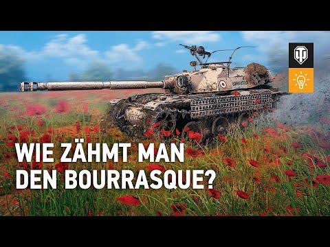 Wie Zähmt Man Den Bourrasque? [World Of Tanks Deutsch]