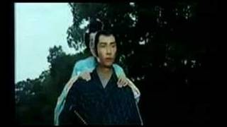 This a footage from Japanese Samurai Comedy (Motion Picture) titled...