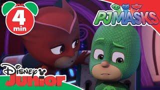 PJ Masks Super Pigiamini | Missione sulla Luna - Disney Junior Italia