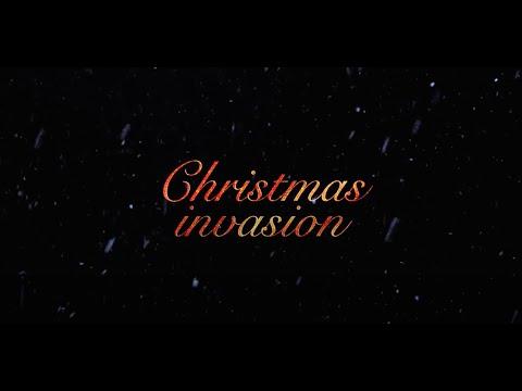 CHRISTMAS INVASION..NARRATIVE MOVIE MASHUP. AMDSFILMS