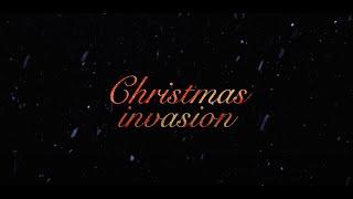 CHRISTMAS INVASION.HOME ALONE 2.5.NARRATIVE MOVIE MASHUP. AMDSFILMS