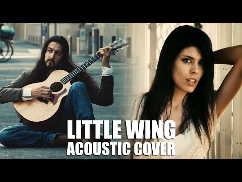 """Capolinea 24 - """"Little Wing"""" by Jimi Hendrix [Acoustic Cover] VIDEOCLIP"""