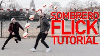 Download Video LEARN 3 MOVES TO SOMBRERO FLICK SOMEONE - #28 be a champion with SEAN GARNIER MP3 3GP MP4