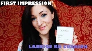 Laneige BB Cushion First Impression & Demo (USA) Thumbnail