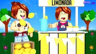 ROBLOX-SELLING LEMONADE (Business Venture)