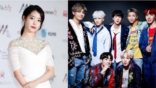 BTS and IU are the Only Two Artist awarded at the