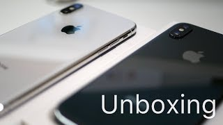 iPhone X - Unboxing, First Look and Quick Comparison