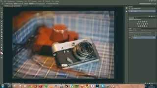 Полный процесс оцифровки фотопленки и инверсия цветного негатива
