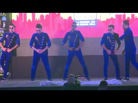 Alto K10 Comic Con Delhi - MJ5 Performance