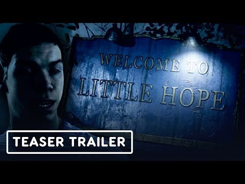 Little Hope (Man of Medan Sequel) - Teaser Trailer