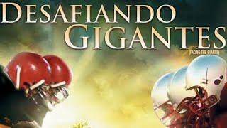 Enfrentando a los gigantes pelicula completa