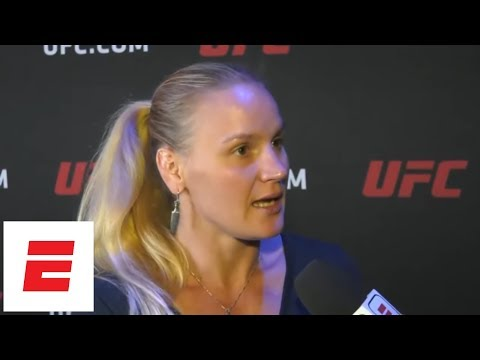Valentina Shevchenko on Nicco Montaño missing weight: She planned it from 'very beginning' | ESPN