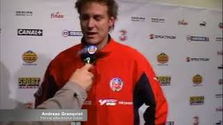 Kapten Svenska Landslaget Andreas Granqvist 2005