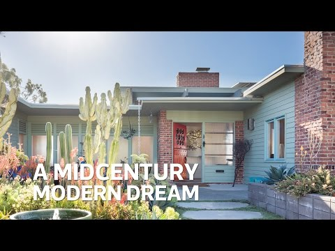 A Midcentury Modern Dream in San Diego ☀️ | House Calls