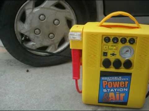 aldi auto xs jump starter with air compressor manual