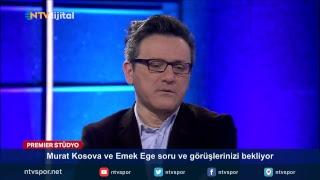 Murat Kosova ve Emek Ege Premier Stüdyo'da soru ve görüşlerinizi bekliyor