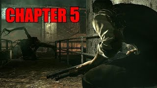 The Evil Within Walkthrough Chapter 5 - Inner Recesses No Damage / All Collectibles (PS4)