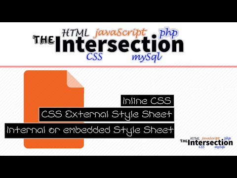 Introduction To CSS Styles