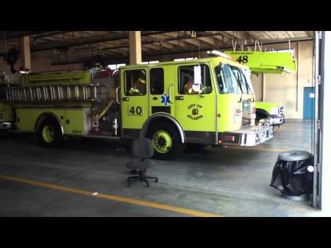 atlanta fire station 40