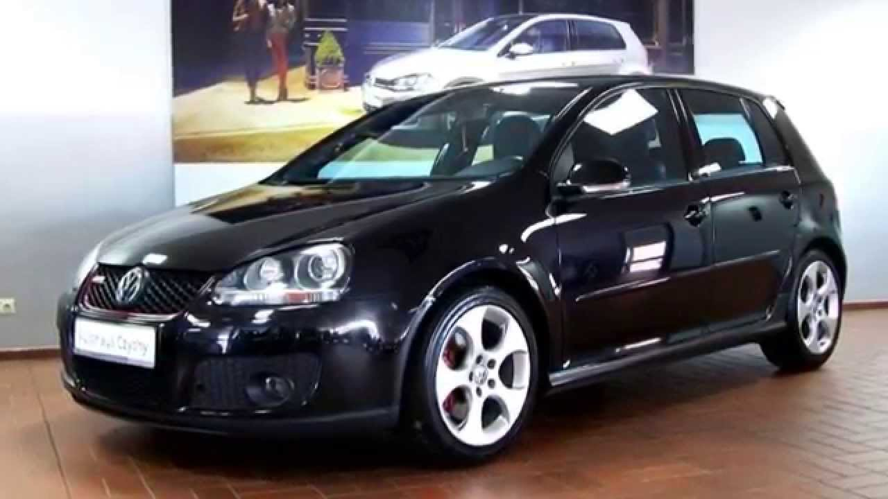 volkswagen golf v 2 0 gti 2005 dsg 5p069730 autohaus czychy youtube. Black Bedroom Furniture Sets. Home Design Ideas