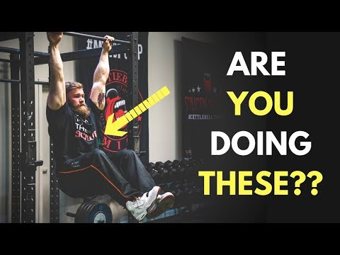 The 3 Hardest Core Exercises for Core Activation & Building Strength (Jordan Shallow) | MIND PUMP