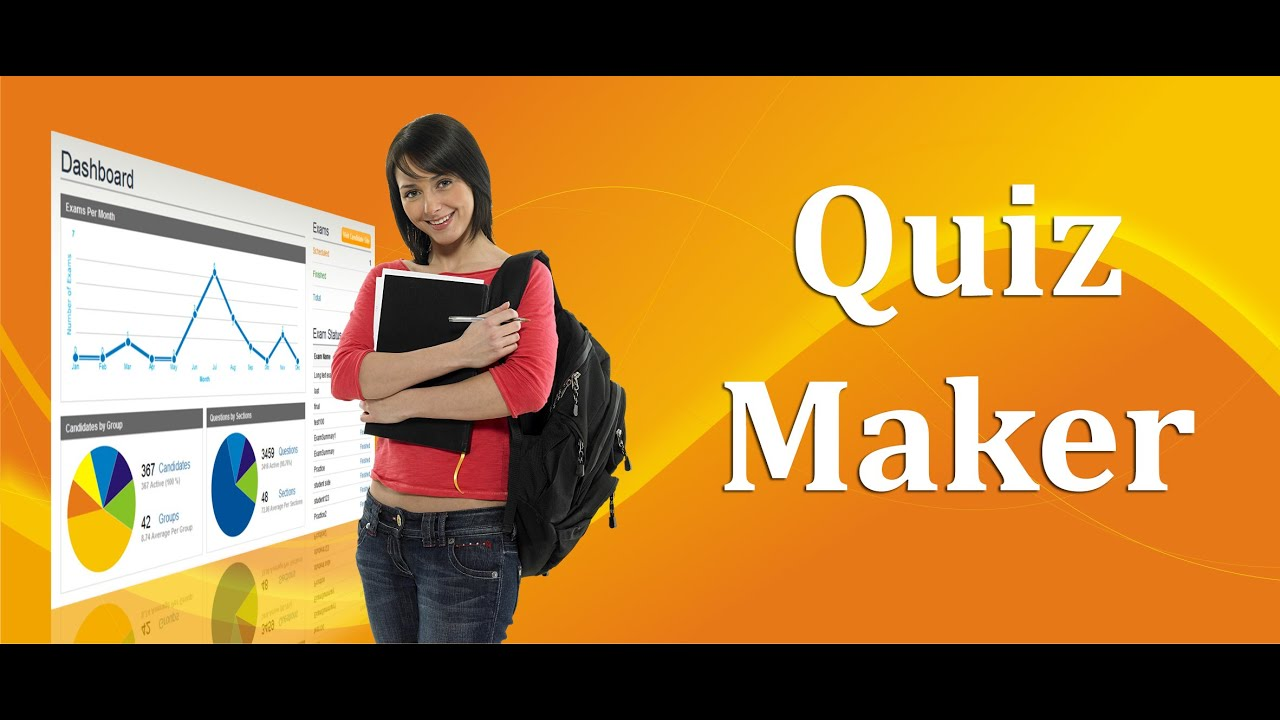 Quiz maker software: Create tests for self study
