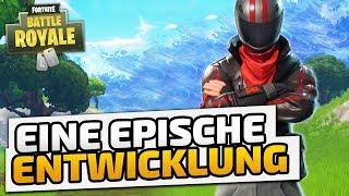 Eine epische Entwicklung - ♠ Fortnite Battle Royale ♠ - Deutsch German - Dhalucard