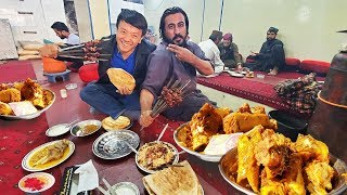 BONE MARROW Biryani & TRADITIONAL BREAKFAST in Karachi Pakistan | Pakistan Street Food Tour
