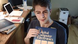 Speed Tour of My Electronics Book Library