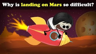 Why is landing on Mars so difficult? | #aumsum
