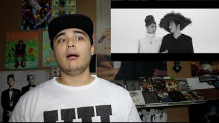 Yoonmirae with Tiger JK & Bizzy - Angel MV Reaction