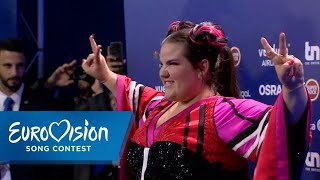 "Netta: ""I am proud and honoured"" 