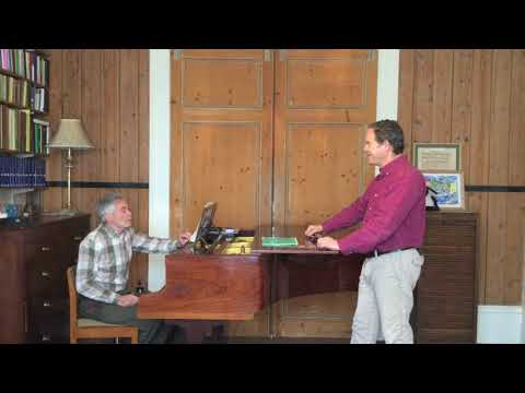 Singing Lesson with Gerald Finley: Part 3