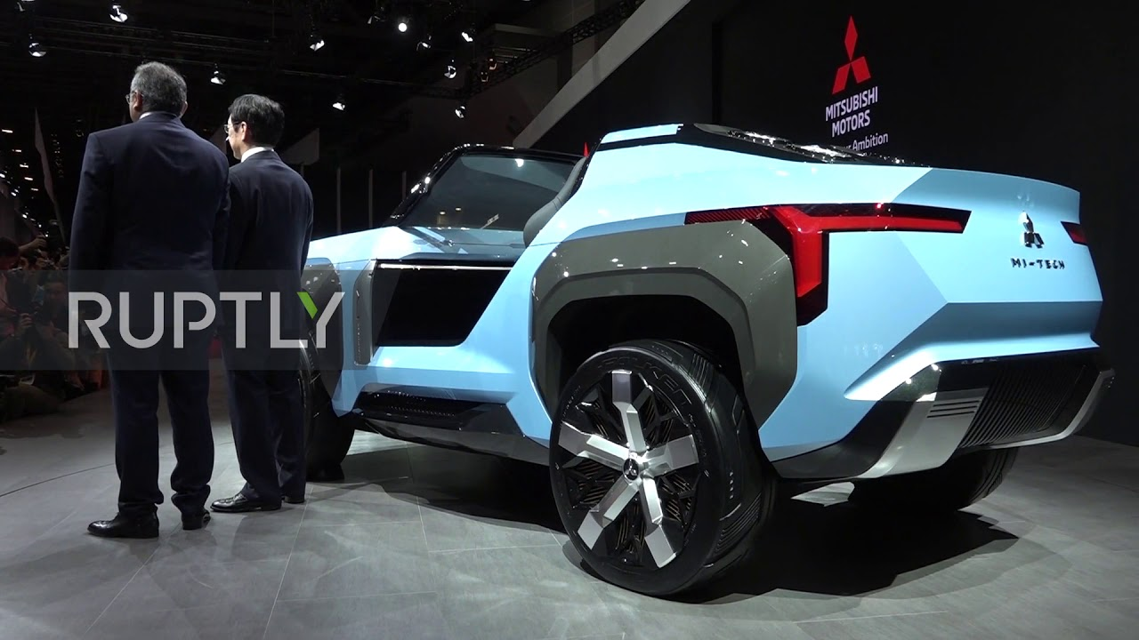 Mitsubishi Electric Car >> Japan Lexus And Mitsubishi Roll Out Electric Concept Cars At Tokyo Motor Show
