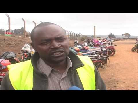 Nyeri Boda Boda association have formulated a constitution to guide their practises