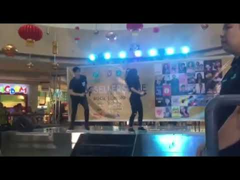 Julianella perform tumalon