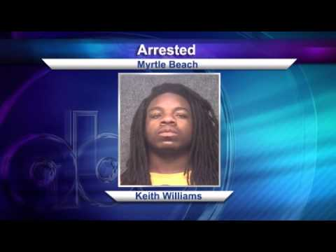Memorial Day weekend shooting victim arrested on stolen weapons charge