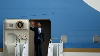 Obama opens first-ever visit to Ethiopia by U.S. president