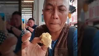 """Yang tidak kuat jangan di tonton """"Dashyatnya Durian Musang King"""""""