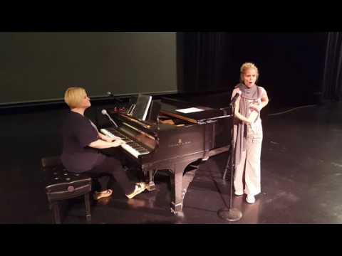 Kristin Chenoweth: Game of Thrones Vocal Warmup