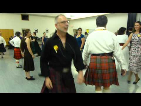 Reel of the 51st Division - Scottish Country Dance