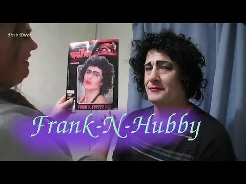 Frank N. Furter Makeover ASMR