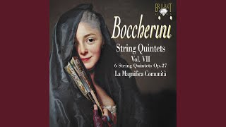 Quintetto IV in Eb Major, G. 304: I. Sostenuto