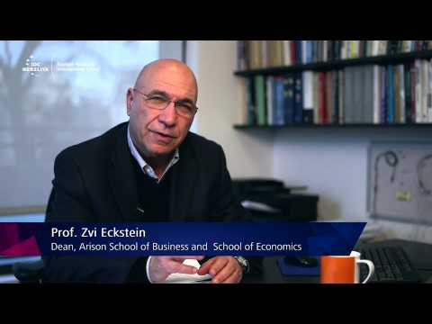 Undergraduate degree in Business and Economics at RRIS | IDC Herzliya