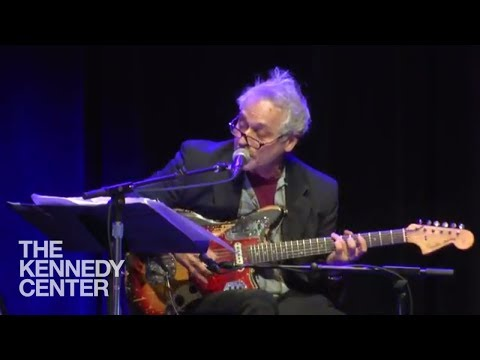 WHEN THE WORLD'S ON FIRE: SOPHIA BROUS & MARC RIBOT - Millennium Stage (March 18, 2018)