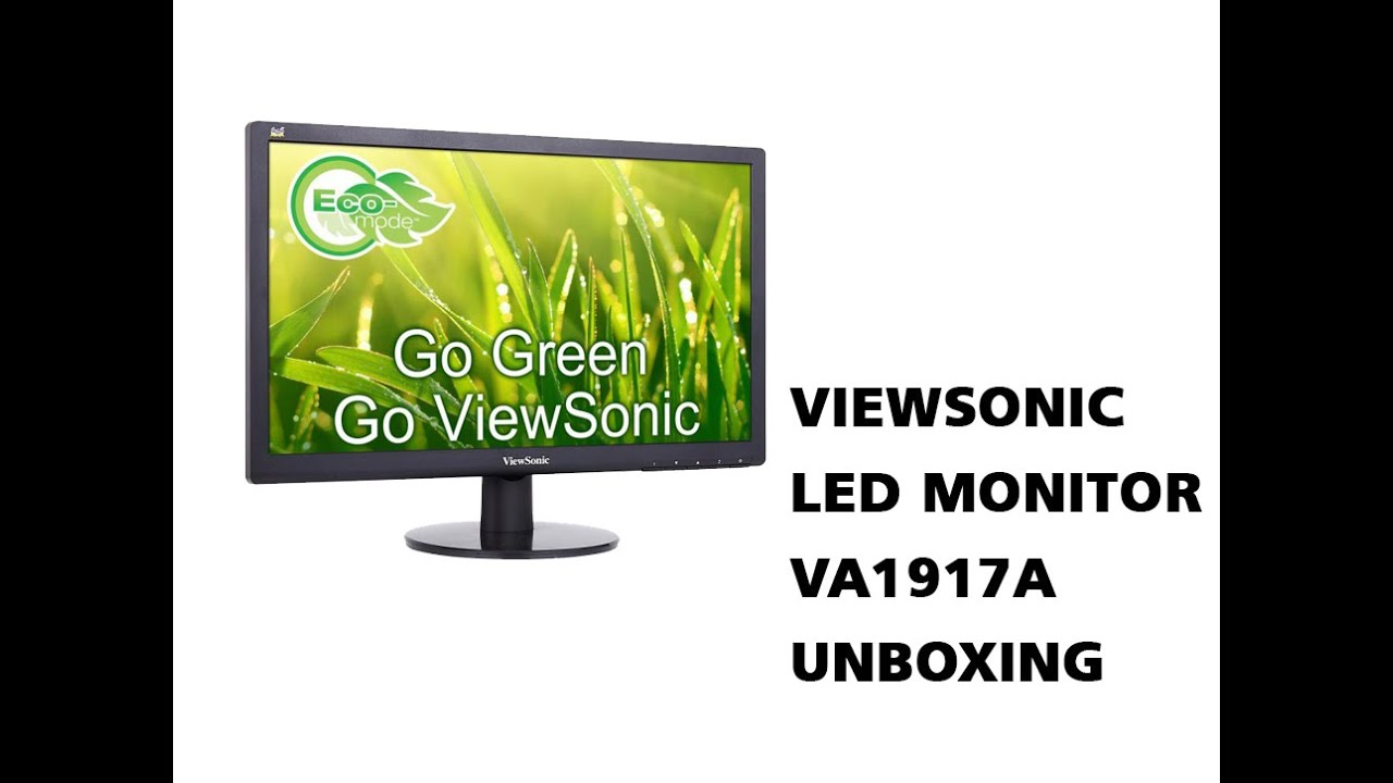 VIEWSONIC VG932M-LED WIDESCREN LCD MONITOR DRIVER FOR MAC DOWNLOAD