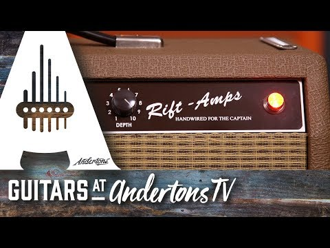 Rift Amps - Hand-Built in the UK!