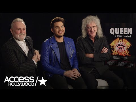 Queen & Adam Lambert Discuss Joining Forces Again For Their New Tour