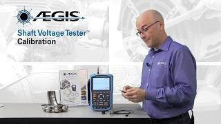 Shaft Voltage Tester Probe Calibration